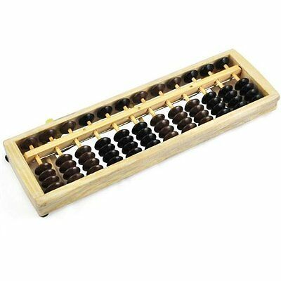 New School Office Calculation Japanese Soroban Wood Abacus