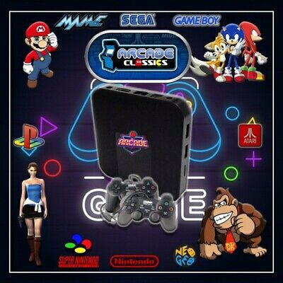 Tv Box Arcade Juegos RETRO Emuelec