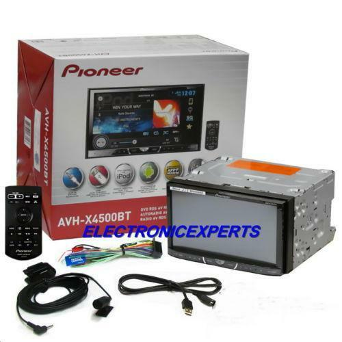 Pioneer Avh P4200dvd Wiring Diagram