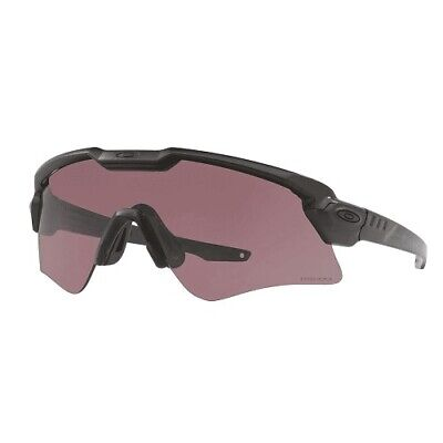Oakley OO9296-1644 Alpha Mens Black/Gray Ballistic Shooting/Safety (Oakley Safety)