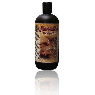 Flutschi Orgy-Oil - Massageöl 500-ml-Flasche