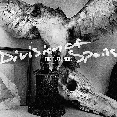 THE FLATLINERS - DIVISION OF SPOILS  CD NEU