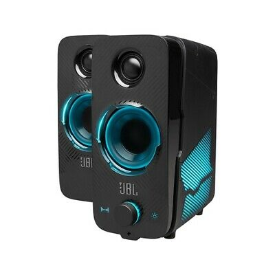 SAMSUNG JBL QUANTUM DUO Bluetooth PC Speaker LED Light