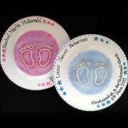 Personalised Baby Plates