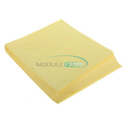 50pcs A4 Sheets Heat Toner Transfer Paper For Pcb Electronic Prototype