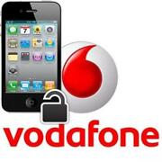 iPhone 4 Vodafone Unlock