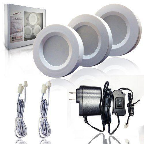 Under Cabinet Led Puck Lights Ebay