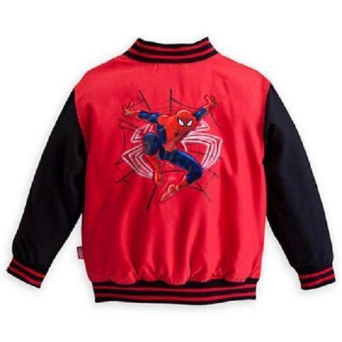 Spiderman Boys Jacket