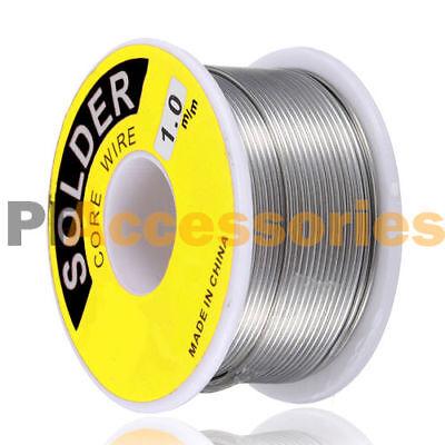 1mm 45g Rosin Core Flux 1.2 Tin Lead Roll Soldering Solder Wire 45 Gram