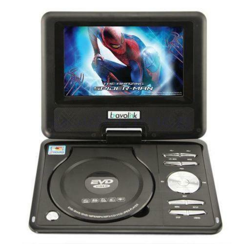 portable car dvd player ebay. Black Bedroom Furniture Sets. Home Design Ideas