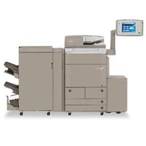Demo Unit Canon Print Shop Production copier IRA C9075 Pro High Quality Fast Photocopier Booklet maker 12x18 13x18