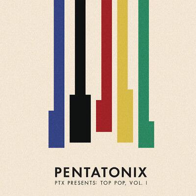 Pentatonix - PTX Presents: Top Pop, Vol. 1 [New CD]