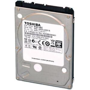 Toshiba 1TB Laptop Hardrive. MQ01ABD100