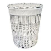 Rectangle Wicker Basket