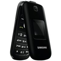 UNLOCKED Samsung SGH-S275Quad Band GSM Flip Cell Phone wi