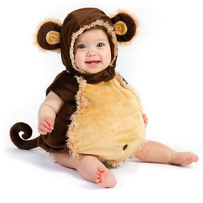 Boy Infant Halloween Costumes (Baby Boy Monkey Halloween)
