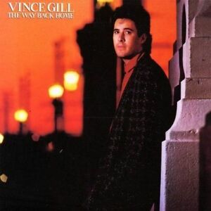 VINCE GILL THE WAY BACK HOME ON VINYL