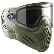 Paintball Mask Anti Fog