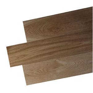 Plancher de bois franc,  chêne naturel