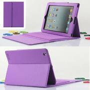iPad 2 Keyboard Case Purple