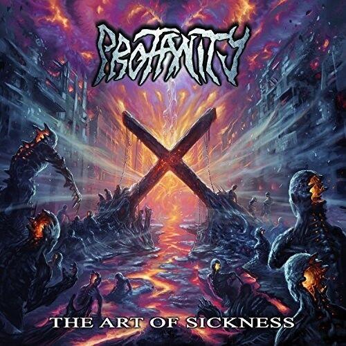 Profanity - Art Of Sickness [New CD]