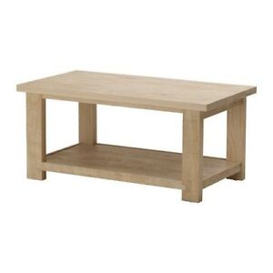 Ikea Rekarne coffee table