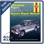 Haynes Manual Mitsubishi
