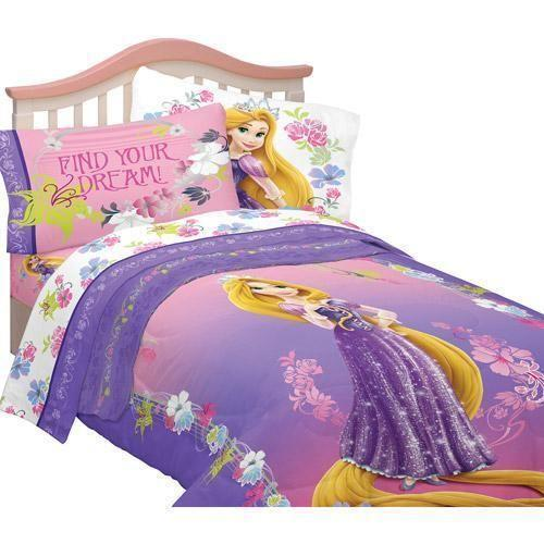 Rapunzel Bed Set Twin