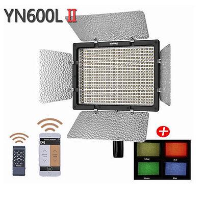 Вспышки YONGNUO YN600II YN600L II Pro