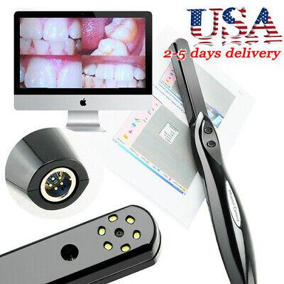 Dental Usb Intra Oral Camera 6 Mega Pixels Hd Image Softwaresleeves Fda