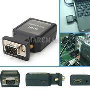 Mini USB to HDMI