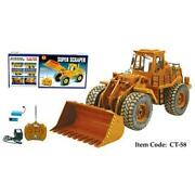 RC Bulldozer