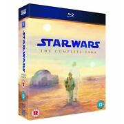 Star Wars Blu Ray Box Set