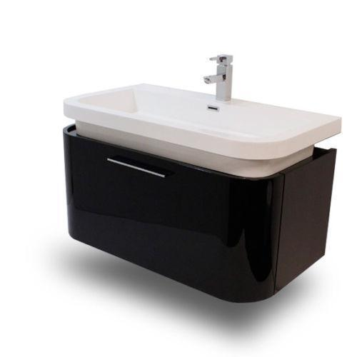 Black Bathroom Sink