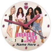 Personalised CD Clock