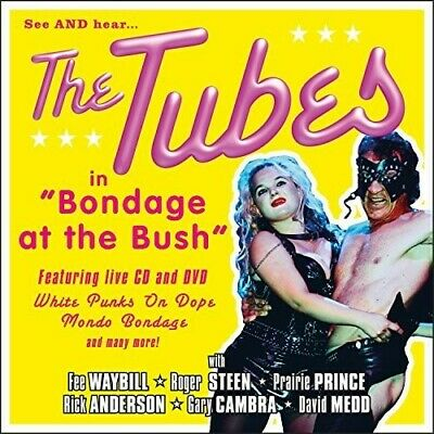 The Tubes - Bondage At The Bush [New CD] With DVD