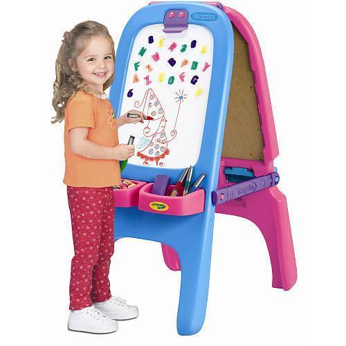 Crayola Magnetic Double Sided Easel Ebay