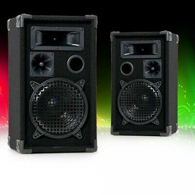 r 3-Wege Party DJ Boxen PA-Lautsprecher Lautsprecherboxen (Boxen Party)