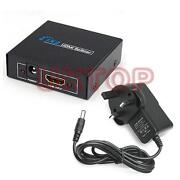 HDMI Splitter 1 in 3 Out