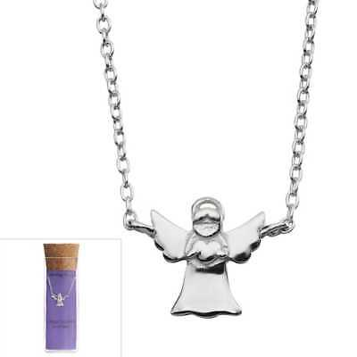 Angel Silver Necklace - Kohl's 16-18