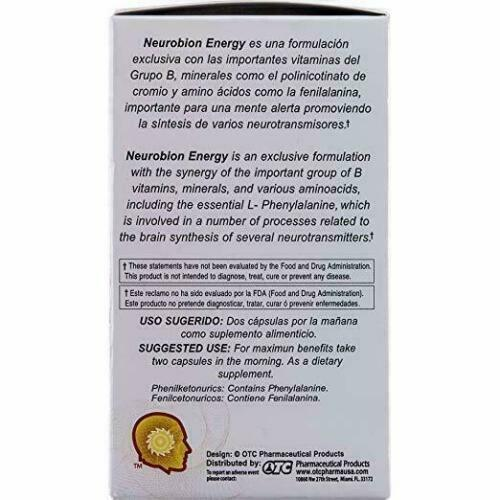 Mejores Pastillas Vitaminas Para Los Nervios Da Enegia Evita El Estres Neurobion 7