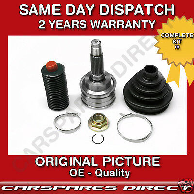 MAZDA 323 1.3  1.5  1.6 16V CV JOINT 85> 2YR WTY NEW***