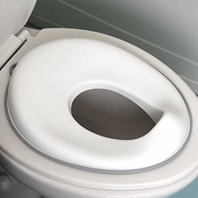 Toilet Training Seat For Kids Boys & Girls Storage Hook With Urine Splash Guard