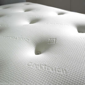 comfy mattress, reversible sides, orthopeadic, new, standard double, king, single, mattress.