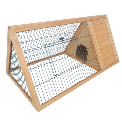 Outdoor Rabbit Hutch: Small Animal Supplies | eBay