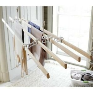 Full size complete Traditional Victorian Kitchen clothes Airer / Pulley 1.2meter