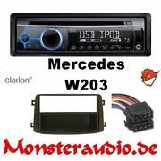 Mercedes C Klasse Radio