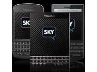 SKY ECC BLACKBERRY PGP