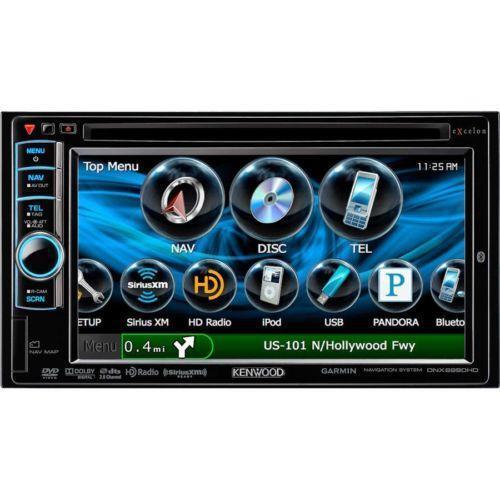 kenwood navigation radio vehicle electronics gps ebay. Black Bedroom Furniture Sets. Home Design Ideas