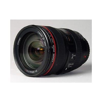 USA Assurance Canon EF 24-105mm f/4L IS USM Autofocus Lens for Canon DSLR Cameras